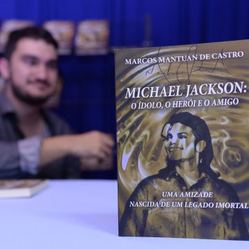 Michael Jackson: The Idol, the  hero and the Friend – My tribute book to Michael