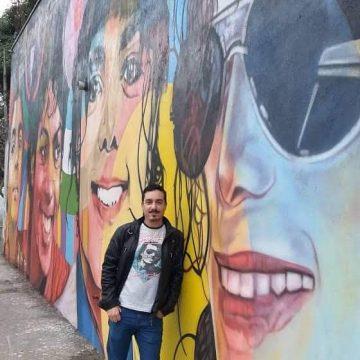 Michael Jackson Wall