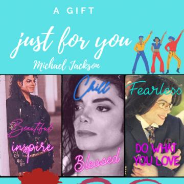 Michael Jackson's Gift!