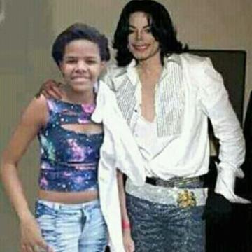 Michael Jackson e eu