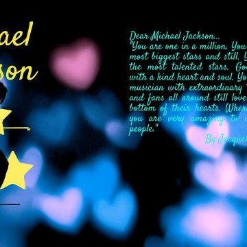 For Michael Jackson