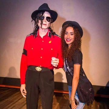 Me and my idol 😉❤