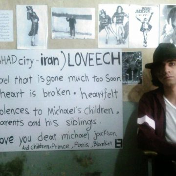 LOVEECH 's message in June, 2009