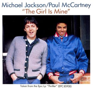 "In 1981, MJ and Paul McCartney Got Together To Create ""The Girl Is Mine"""