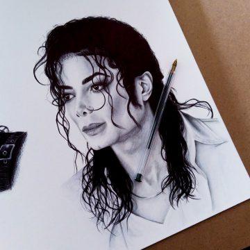 Biro Pen Drawing!