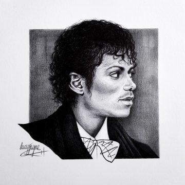 MJ Drawing ♡