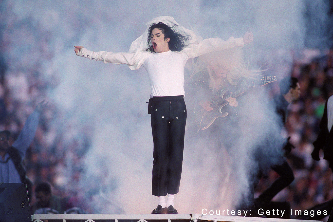 Remembering Michael Jackson's Epic Super Bowl Halftime Show
