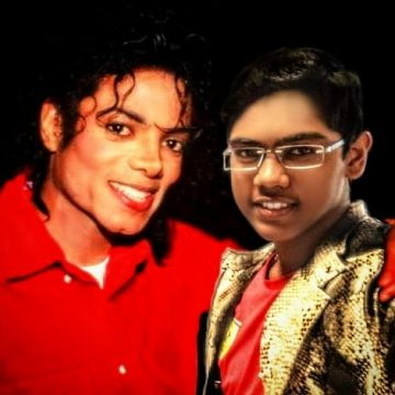 Me and the Legendary God of Pop