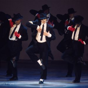 Michael Jackson Performs At MTV Video Music Awards 1995