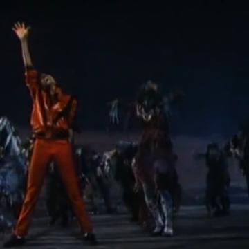 "Michael Jackson ""Thriller"" video game"