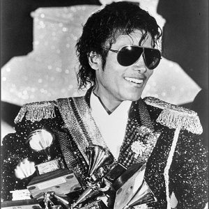 Michael Jackson sweeps GRAMMY Awards February 28, 1984