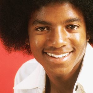 Michael Jackson portrait session July 7, 1978 in Los Angeles, California
