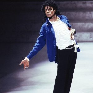 Michael Jackson performs The Way You Make Me Feel and Man In The Mirror at GRAMMY Awards March 2, 1988