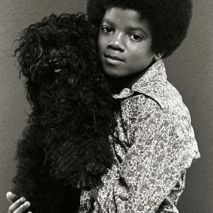 Michael Jackson portrait session at home in Los Angeles, California June 12, 1971