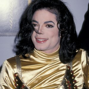 Michael Jackson at Soul Train Music Awards March 9, 1993