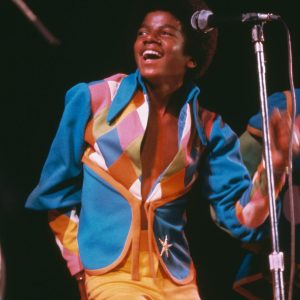 Michael Jackson performs with The Jackson 5 at Inglewood Forum in California August 26, 1973