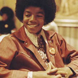Michael Jackson Candid