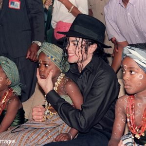 Michael Jackson On Being Influenced By African Music