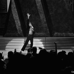 Michael Jackson premieres moonwalk on TV during Billie Jean performance ay Motown 25 taped