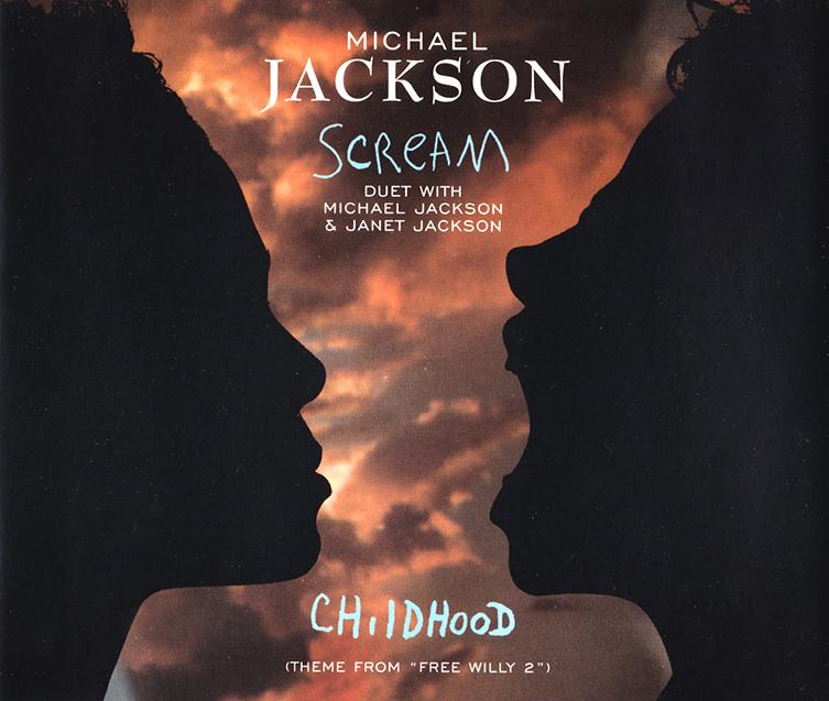 Michael Jackson & Janet Jackson's 'Scream' Peaked In U.K. This Week In 1995