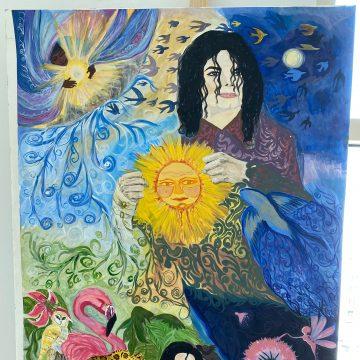 My Hero Michael Jackson