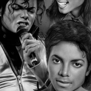 Michael Jackson fan art