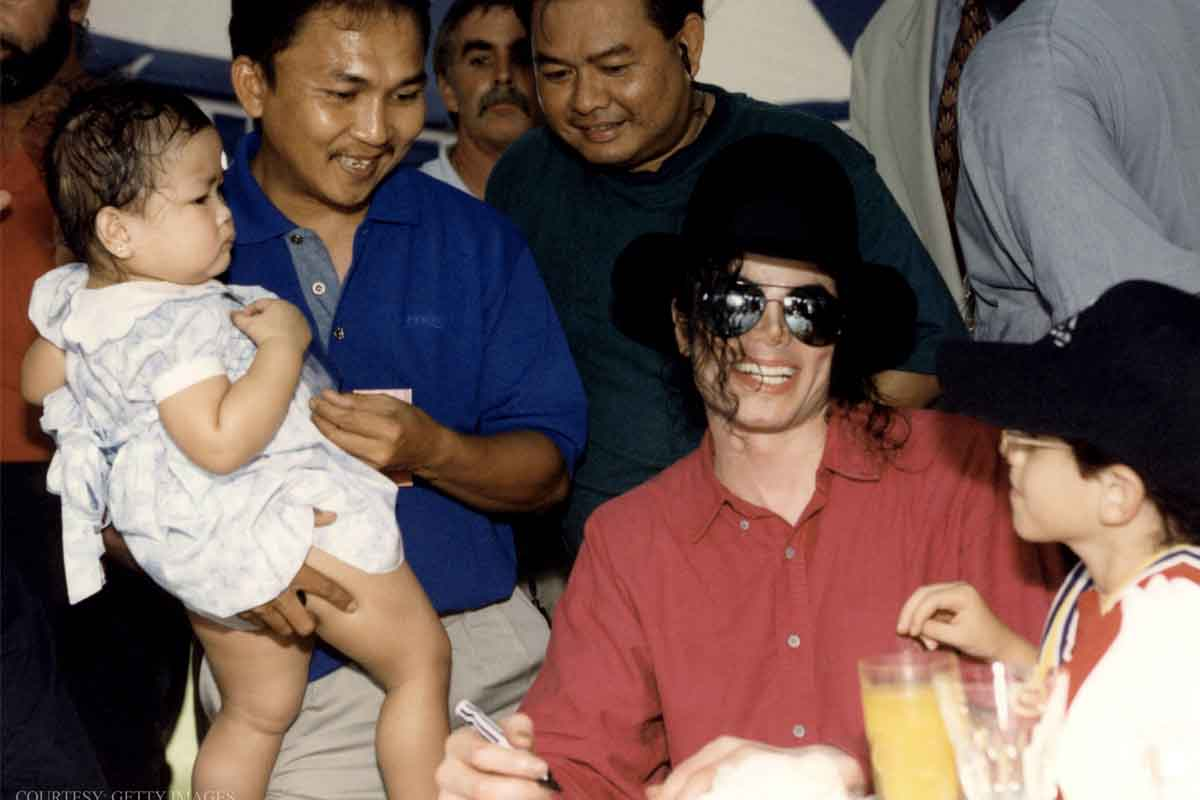 Michael Jackson Was Inspired By His Travels Around The World