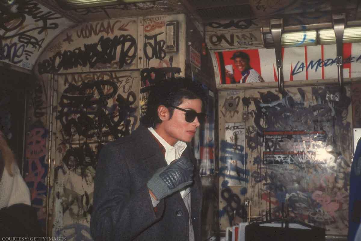 Michael Jackson's Short Film For 'Bad'
