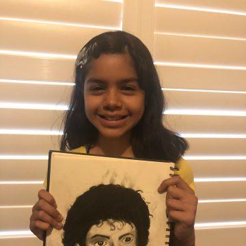 Michael Portrait – 11 Year Old