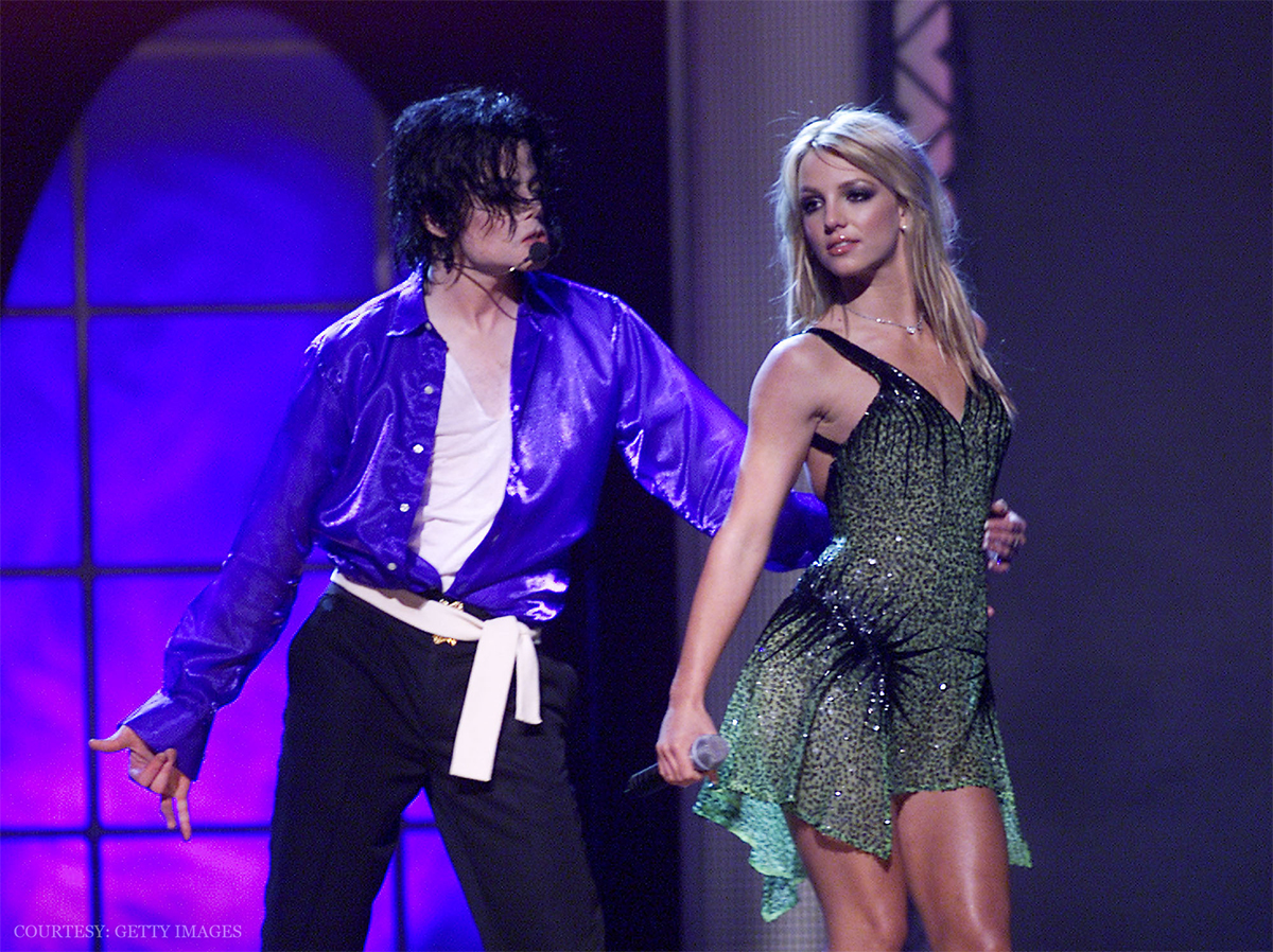 Michael Jackson Inspired Britney Spears & Other Artists