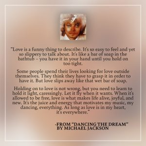 Michael Jackson's Thoughts About Love