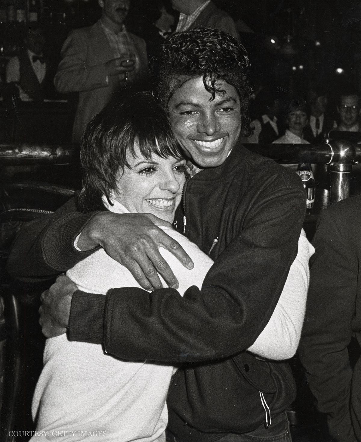 Liza Minnelli On How Michael Jackson Interpreted Lyrics