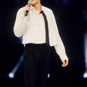 Michael Jackson On Performing Onstage