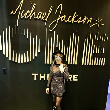 Dawn at Michael Jackson One Reopening