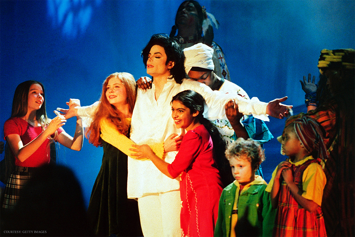Michael Jackson Was More Than What He Did As An Entertainer