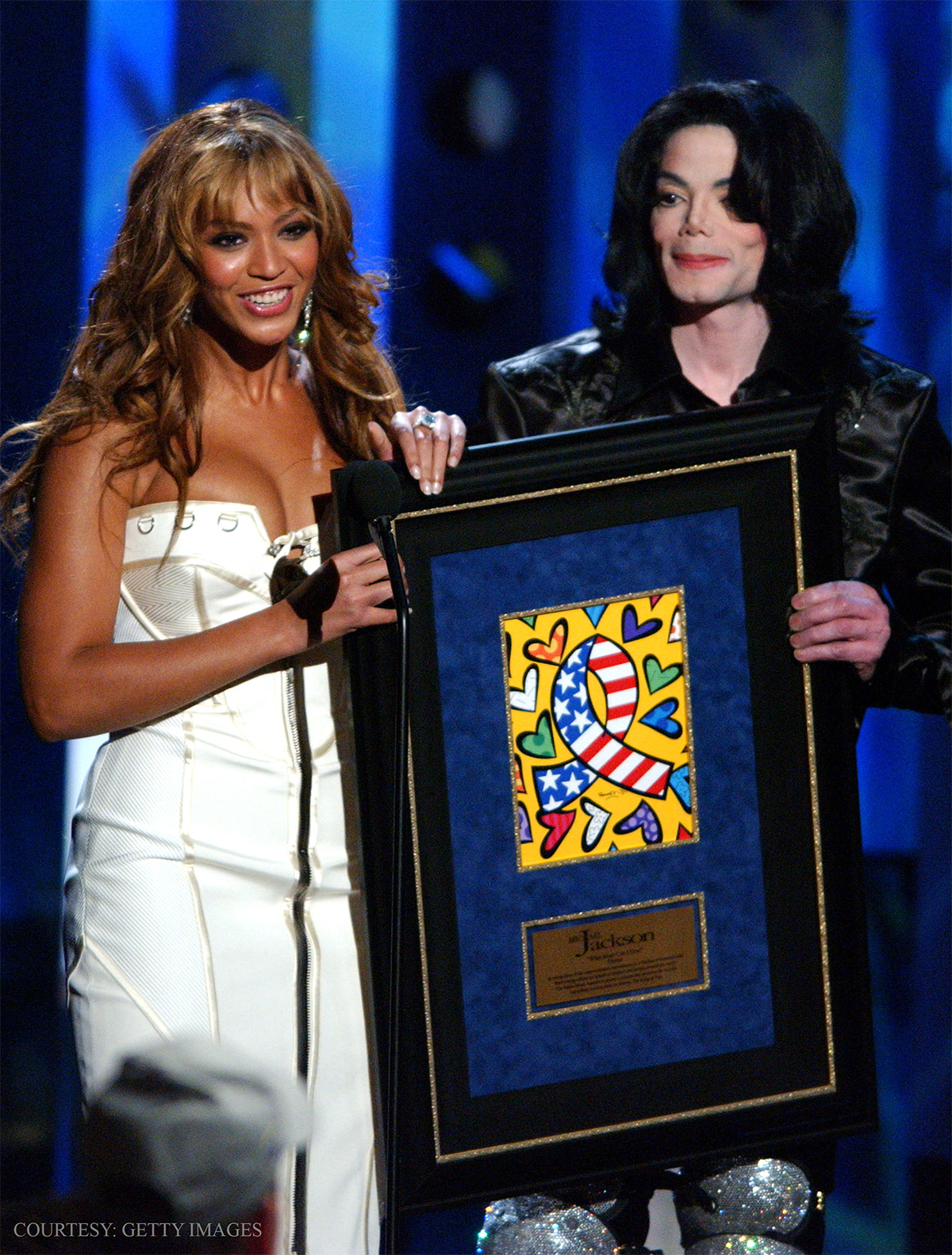 Beyoncé On Being Inspired By Michael Jackson