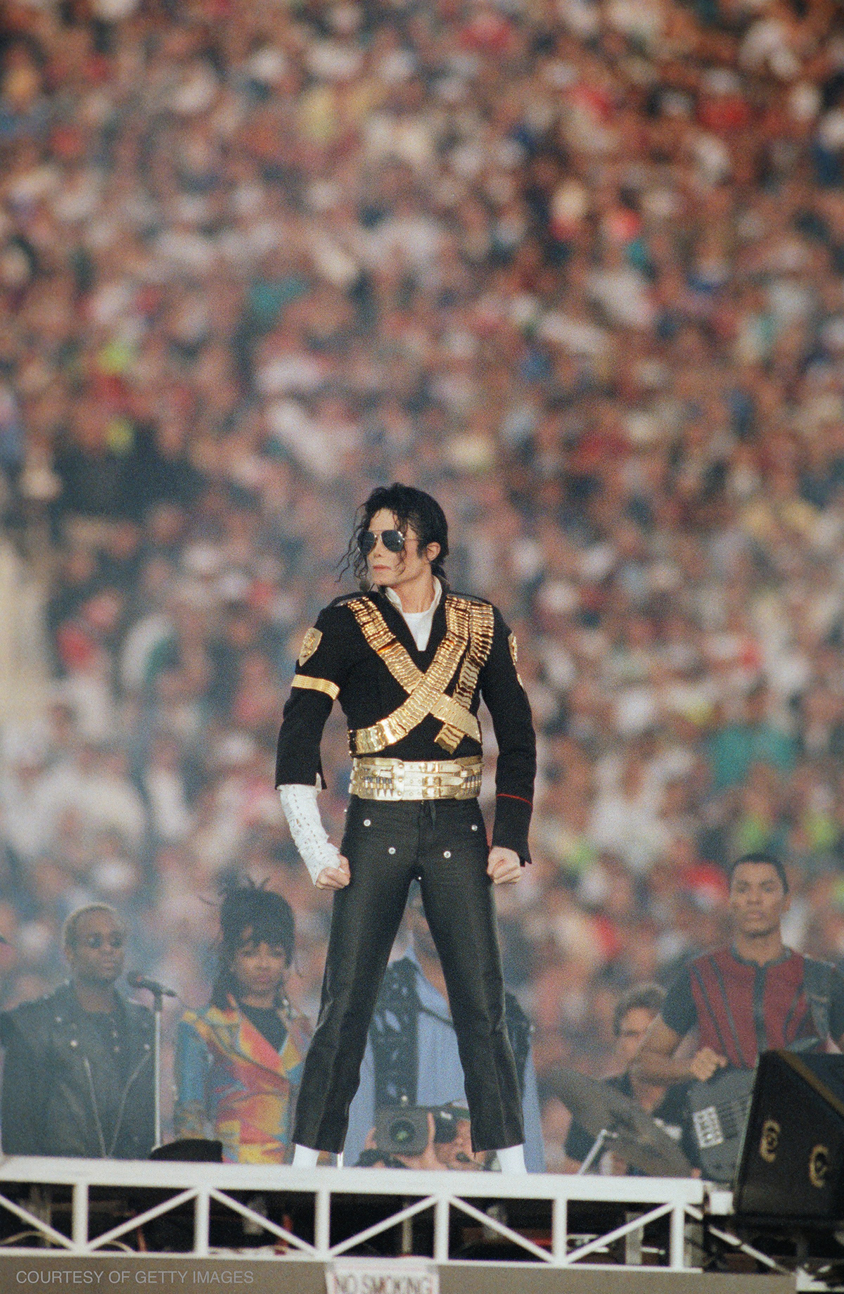 Michael Jackson's Stage Moves Were A Tour de Force
