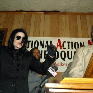 Michael Jackson Supported NAACP Campaign Against Racism