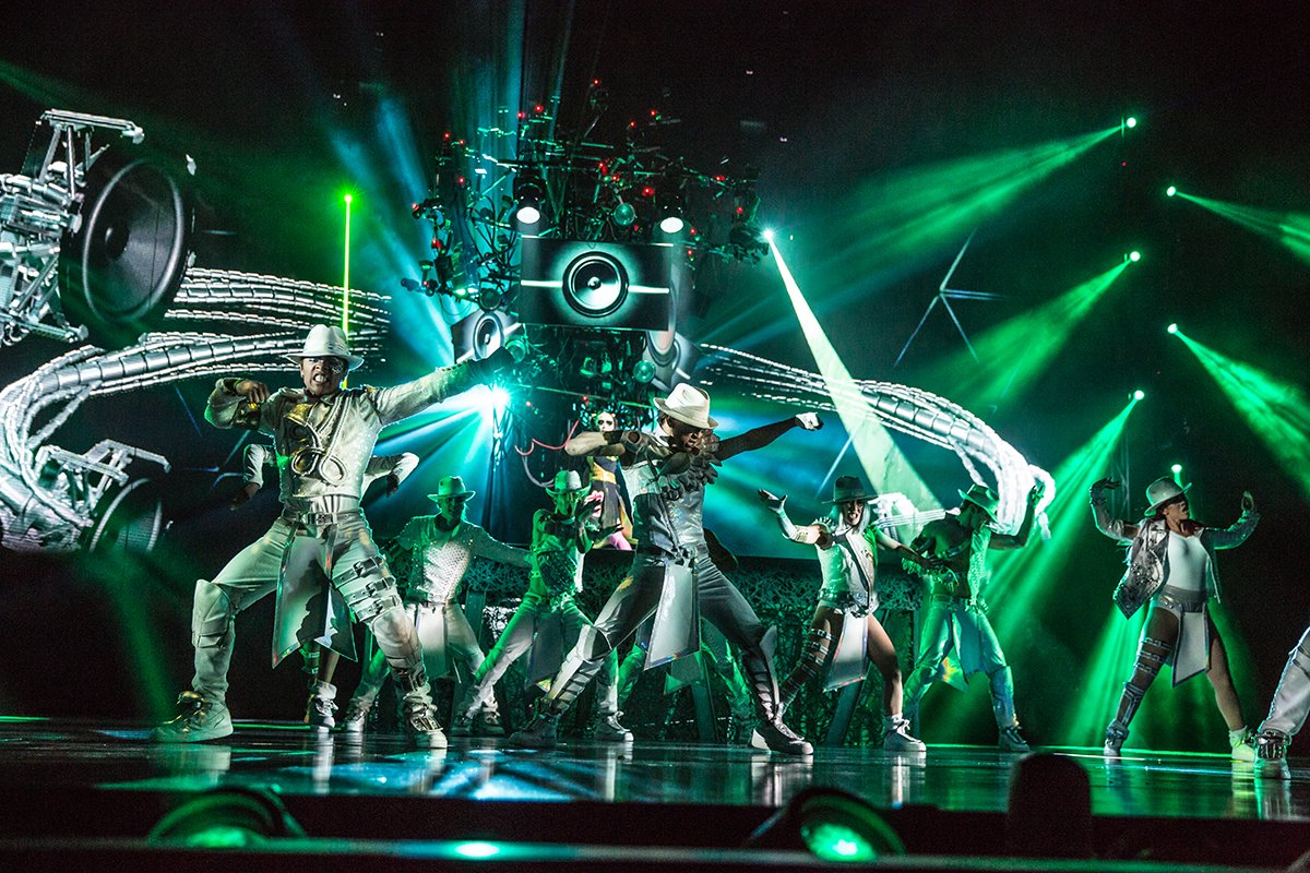Experience The Magic Of Michael Jackson ONE