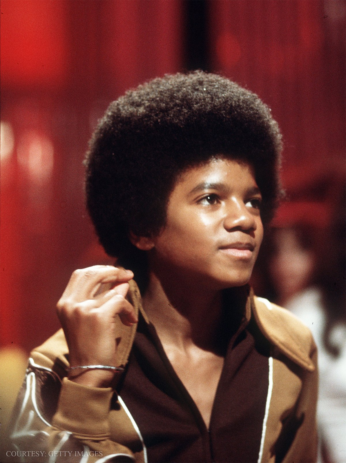 Michael Jackson On His Early Performances