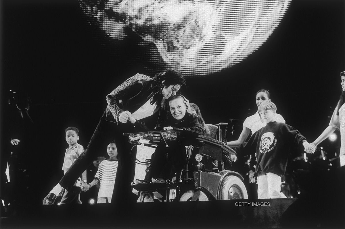 Michael Jackson Has A Philanthropic Legacy