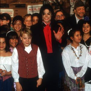 MJ Holds Guinness World Record For Most Charities Supported By A Pop Star