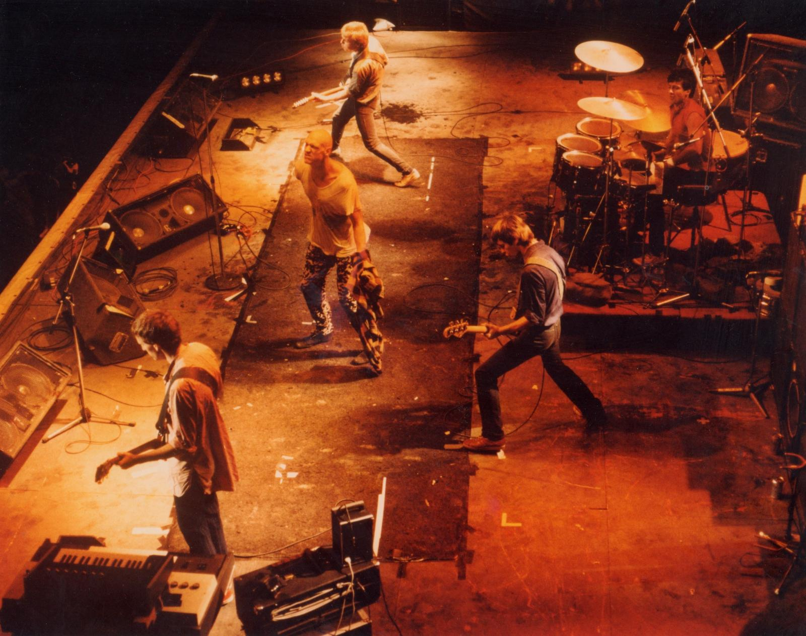 Midnight Oil - Live From The Mixing Desk London, England 1993