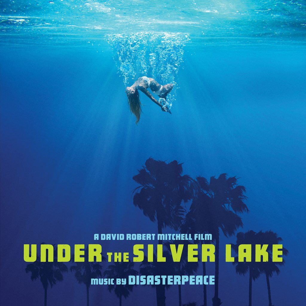 under the silver lake – cover art