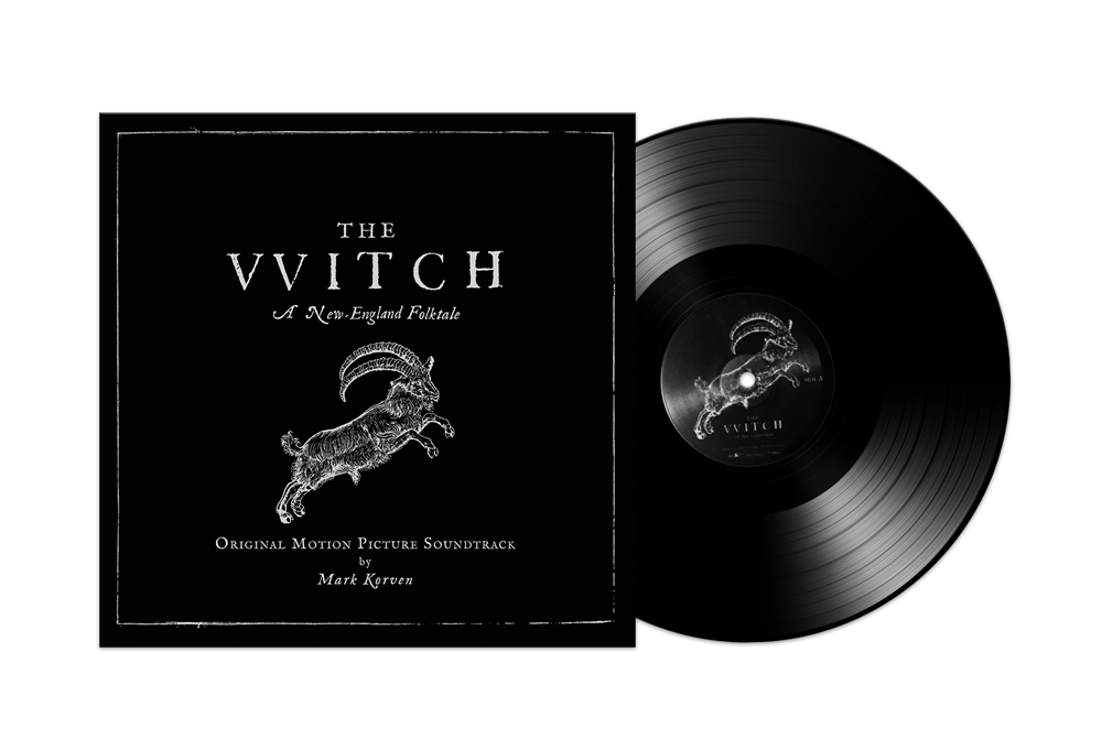 The Witch - Vinyl Packshot