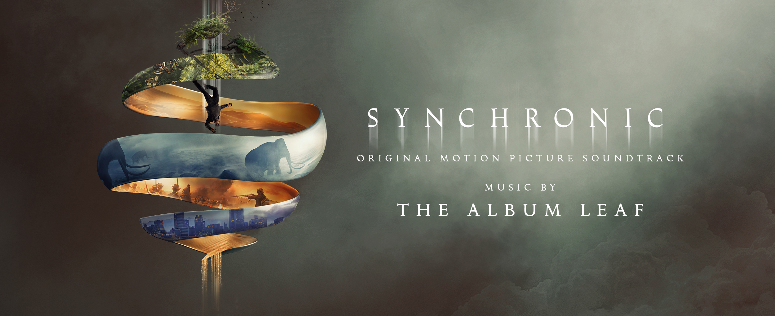 Synchronic - website banner