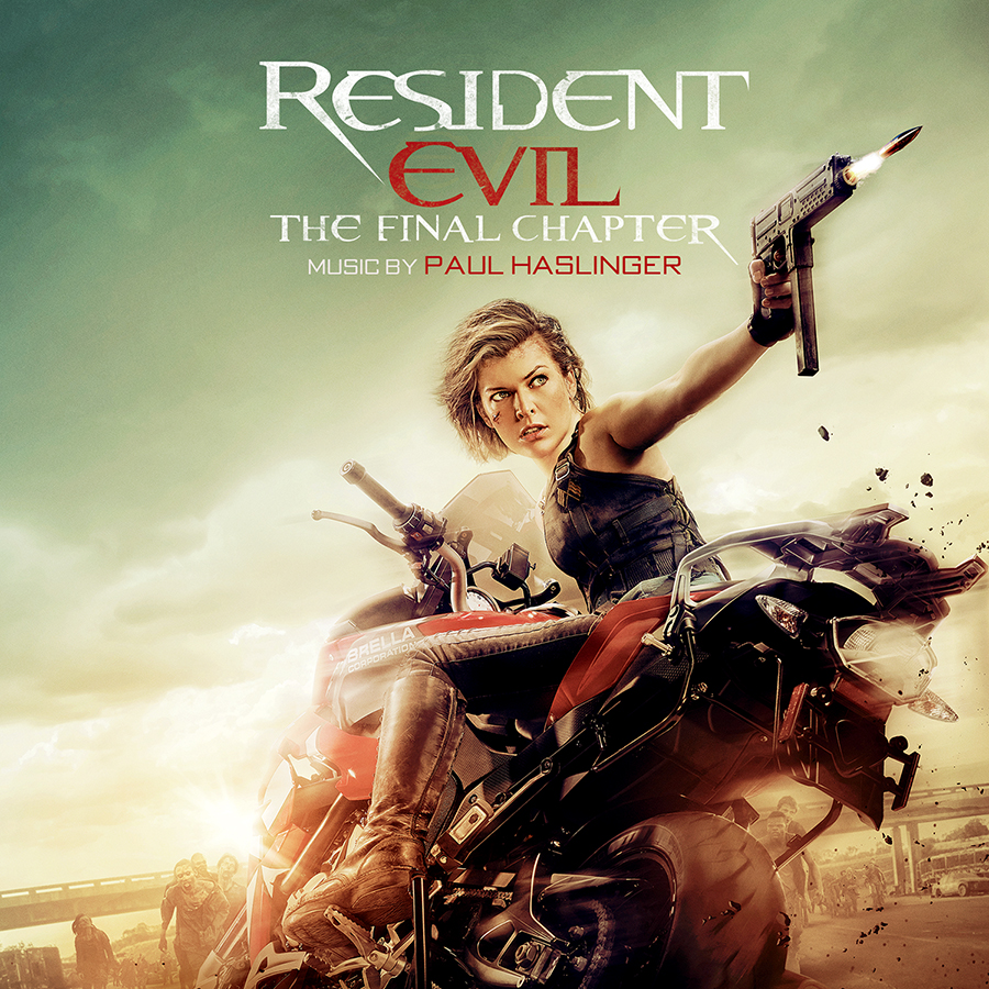 Tomandandy Resident Evil Afterlife Deluxe Edition Soundtrack