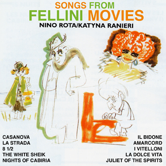 Songs-From-Fellini-Movies