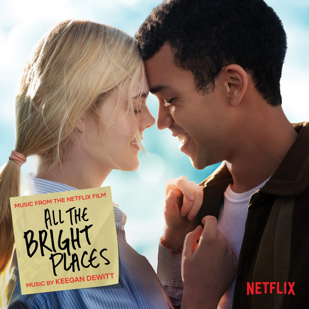 all the bright places – cover art