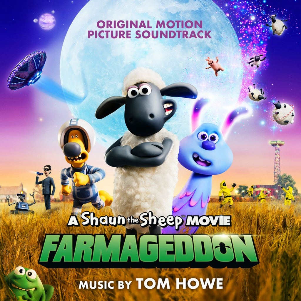 A Shaun the Sheep Movie: Farmageddon – Tom Howe